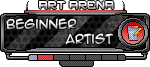 AWARDS AND RANKS GALLERY BeginnerArtist