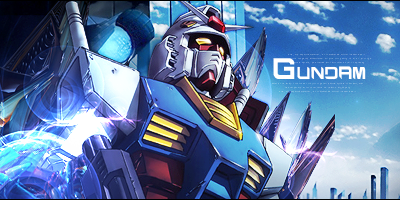 Daddy is home ! GundamSignature