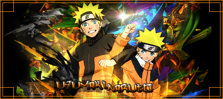 Two renders~ NarutoUzumaki-TeenKid