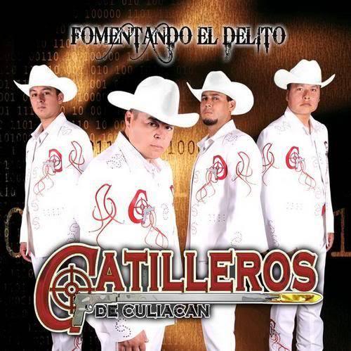 Los Gatilleros de Culiacan - Fomentando El Delito [2010] 00-Portada