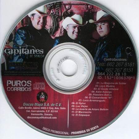 Los Capitanes de Sinaloa - Navegando En La Enfermedad [2010] LosCapitanesdeSinaloa-NavegandoEnlaEnfermedad-1