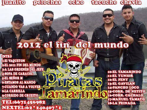 Los Piratas del Tamarindo - El Fin del Mundo 2012 [2010] LosPiratasdelTamarindo-ElFindelMundo20122010