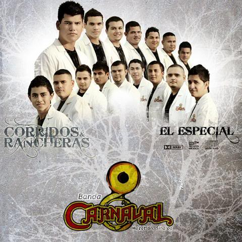 cd Banda Carnaval corridos y rancheras 2010 Bandacarnavalcorridos