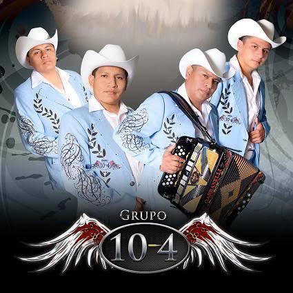 Grupo 10-4 - El Escandaloso [2010] Grupo104escandaloso