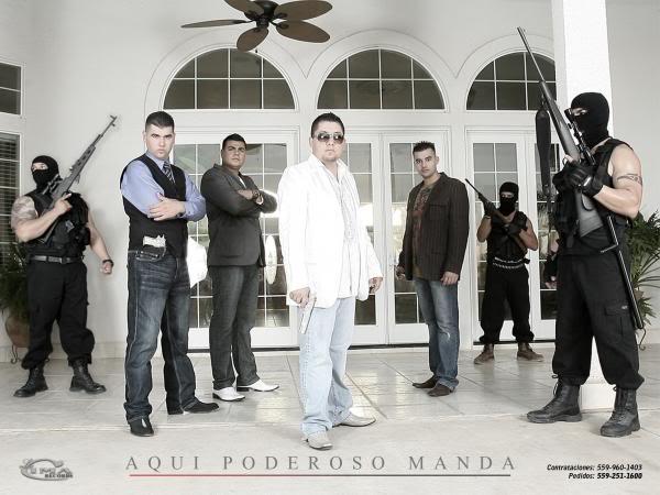 Grupo Poderoso - Suite V.I.P [2010] Grupopoderosovip-1
