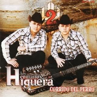 Hermanos Higuera - El Corrido del Perro [2011] Hermanoshiguera-elcorridodelperro2011
