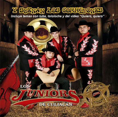 Los Juniors de Culiacan - Y Suenan Los Corridones [2010] Losjuniordeculysuenanloscorri