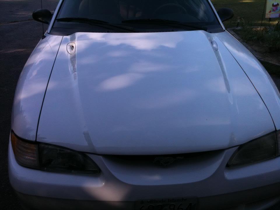94 Mustang 3.8 Car