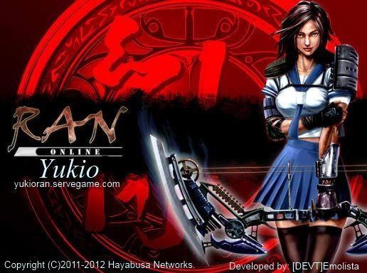 Yukio Ran Online Episode 7