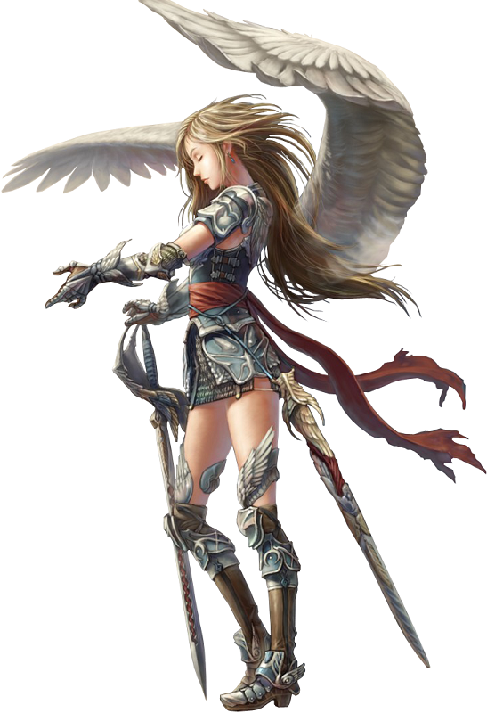 Strongest of Bonds Angel_in_Armor