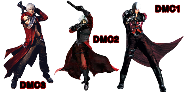 Devil May Cry HD Collection C1