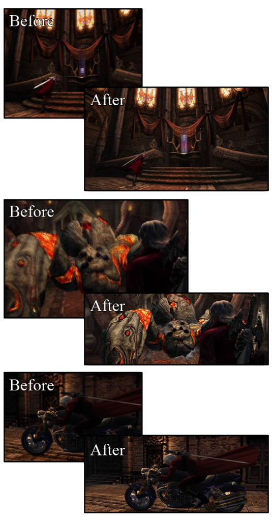 Devil May Cry HD Collection Ch1