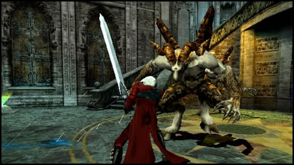 Devil May Cry HD Collection G2
