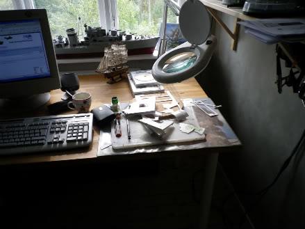 hobby bord