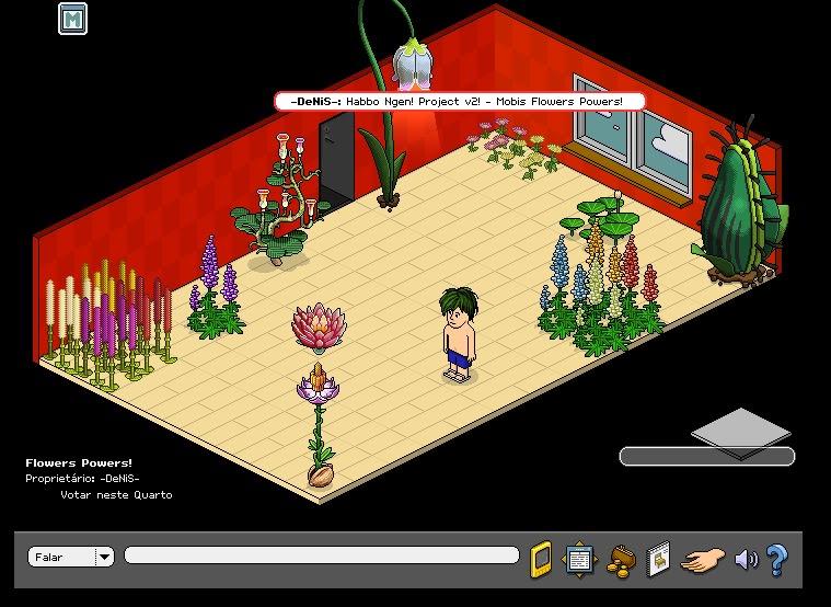 Habbo Ngen! Project v2! - Re Build! Bugs Corrigidos! FlowersPowers