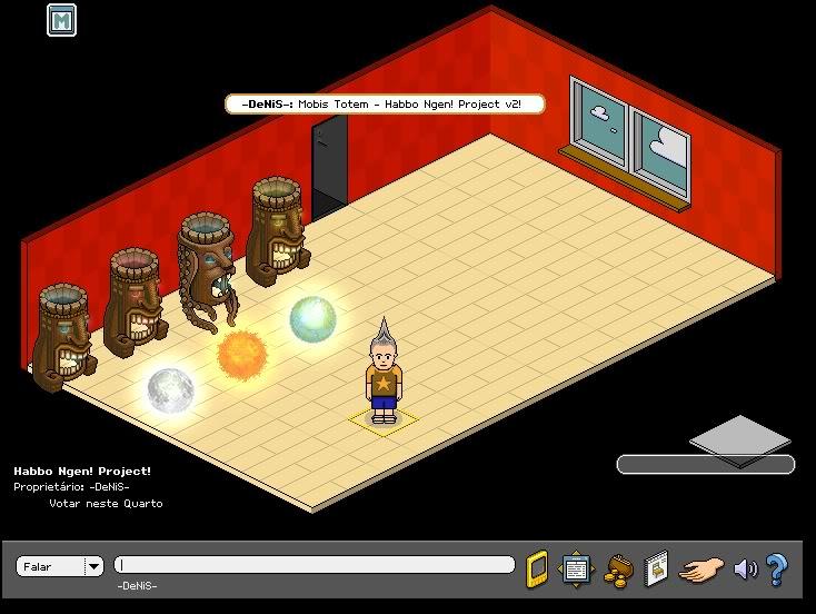 Habbo Ngen! Project v2! - Re Build! Bugs Corrigidos! Imagem-2