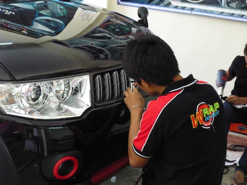 Step-by-step my Black Angel P1050037