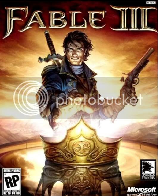 Fable III - Adventure RPG FableIIIlogo