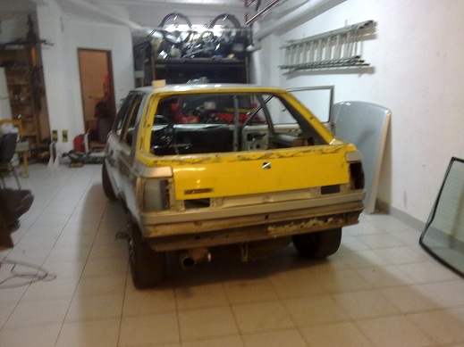 Renault 11 Turbo Ph2  - Page 2 174ap