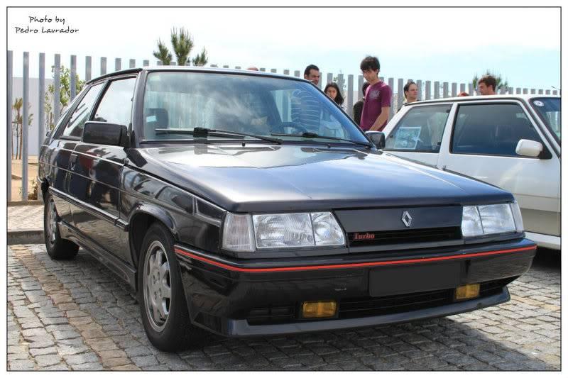 Renault 11 Turbo Ph2  IMG_0659