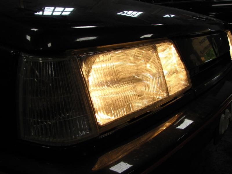 Renault 11 Turbo Ph2  IMG_1538