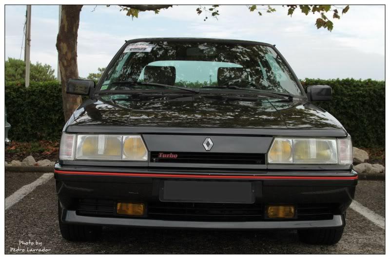 Renault 11 Turbo Ph2  IMG_2251