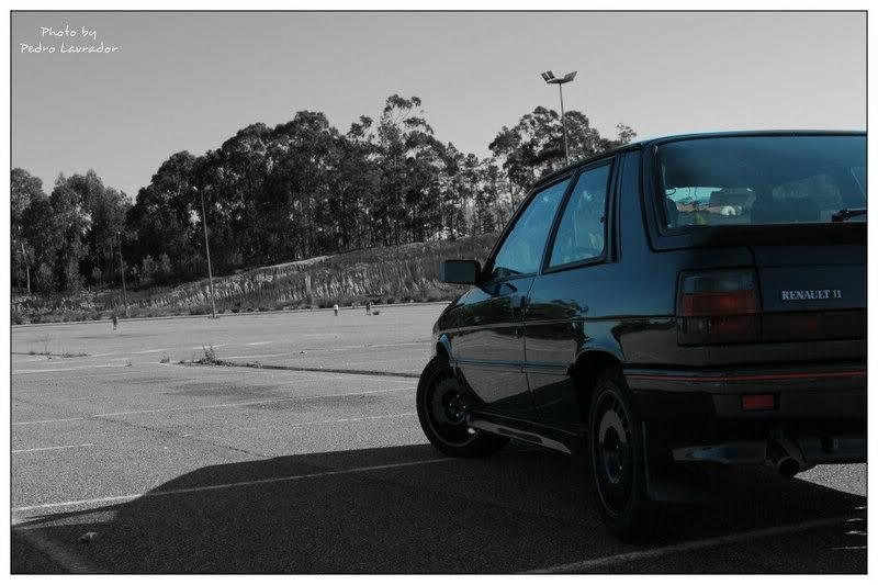 Renault 11 Turbo Ph2  IMG_2455
