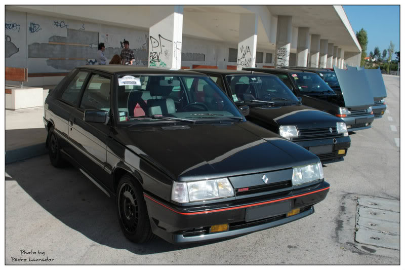 Renault 11 Turbo Ph2  IMG_2465