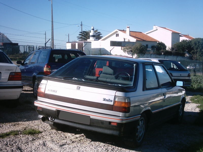 Renault 11 Turbo Ph2  - Page 2 P0003rx6