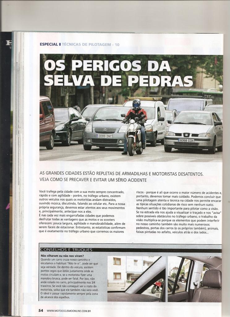 Pilotagem Ed especial Motociclismo, toda matéria. Digitalizar0001-6