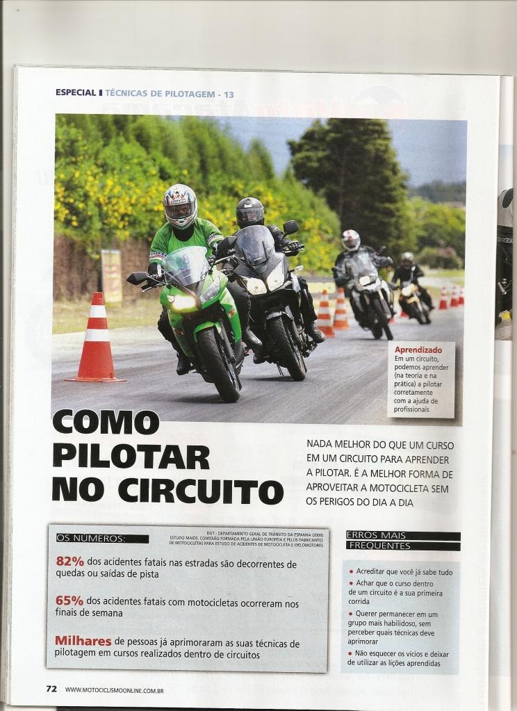 Pilotagem Ed especial Motociclismo, toda matéria. Digitalizar0001-7