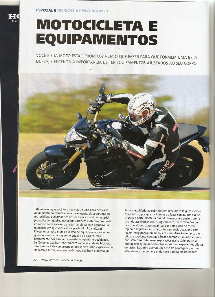 Pilotagem Ed especial Motociclismo, toda matéria. Digitalizar0001