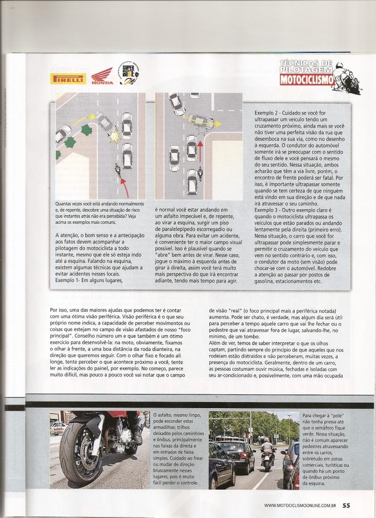 Pilotagem Ed especial Motociclismo, toda matéria. Digitalizar0002-6