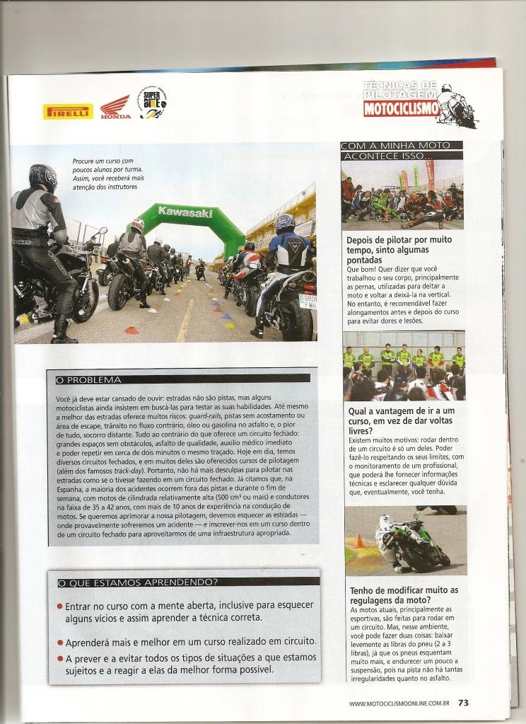 Pilotagem Ed especial Motociclismo, toda matéria. Digitalizar0002-7