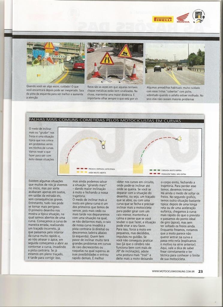 Pilotagem Ed especial Motociclismo, toda matéria. Digitalizar0004-1