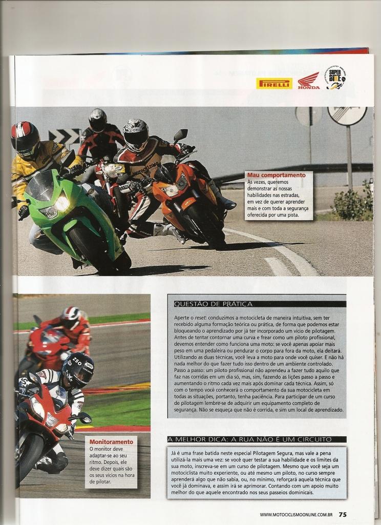 Pilotagem Ed especial Motociclismo, toda matéria. Digitalizar0004-6