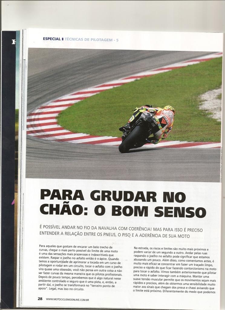Pilotagem Ed especial Motociclismo, toda matéria. Digitalizar0005-1