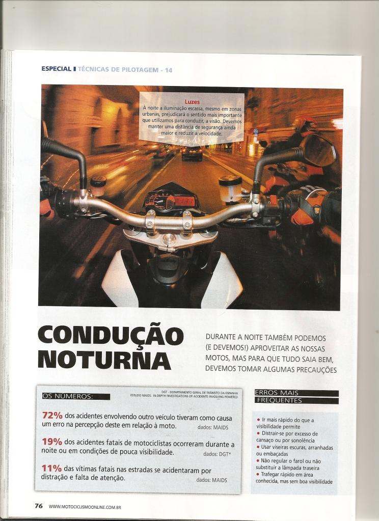 Pilotagem Ed especial Motociclismo, toda matéria. Digitalizar0005-5