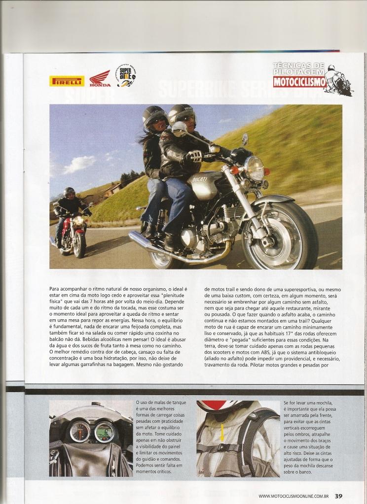 Pilotagem Ed especial Motociclismo, toda matéria. Digitalizar0006-1