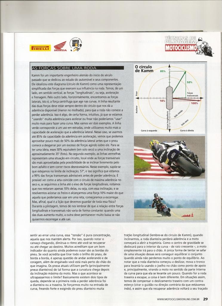 Pilotagem Ed especial Motociclismo, toda matéria. Digitalizar0006