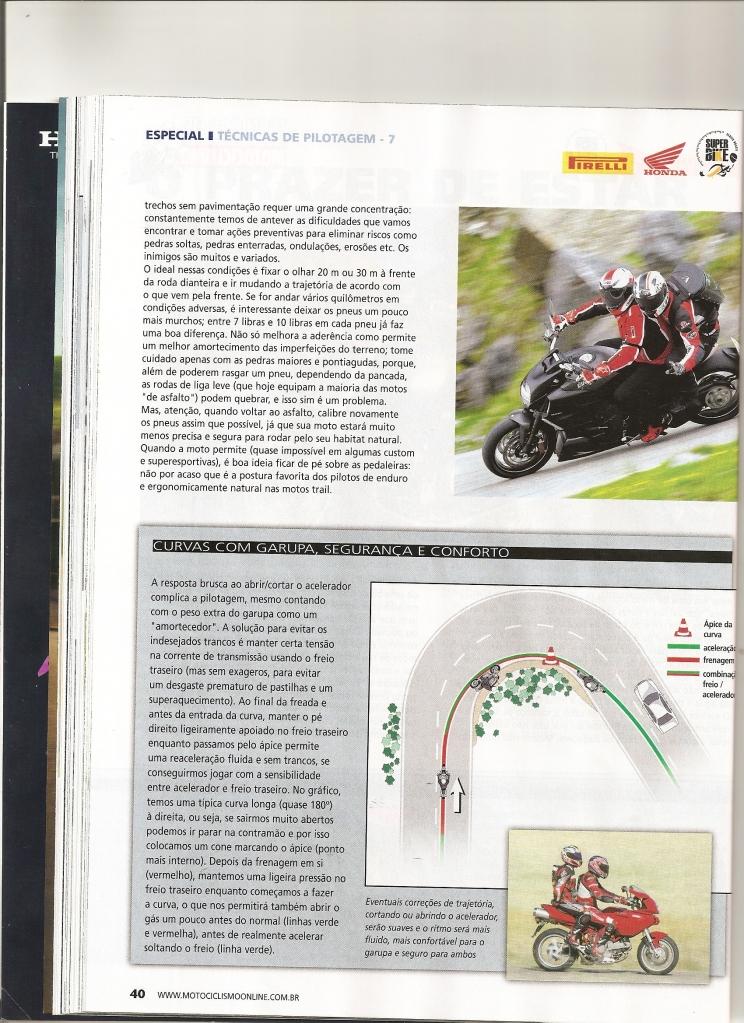 Pilotagem Ed especial Motociclismo, toda matéria. Digitalizar0007-1