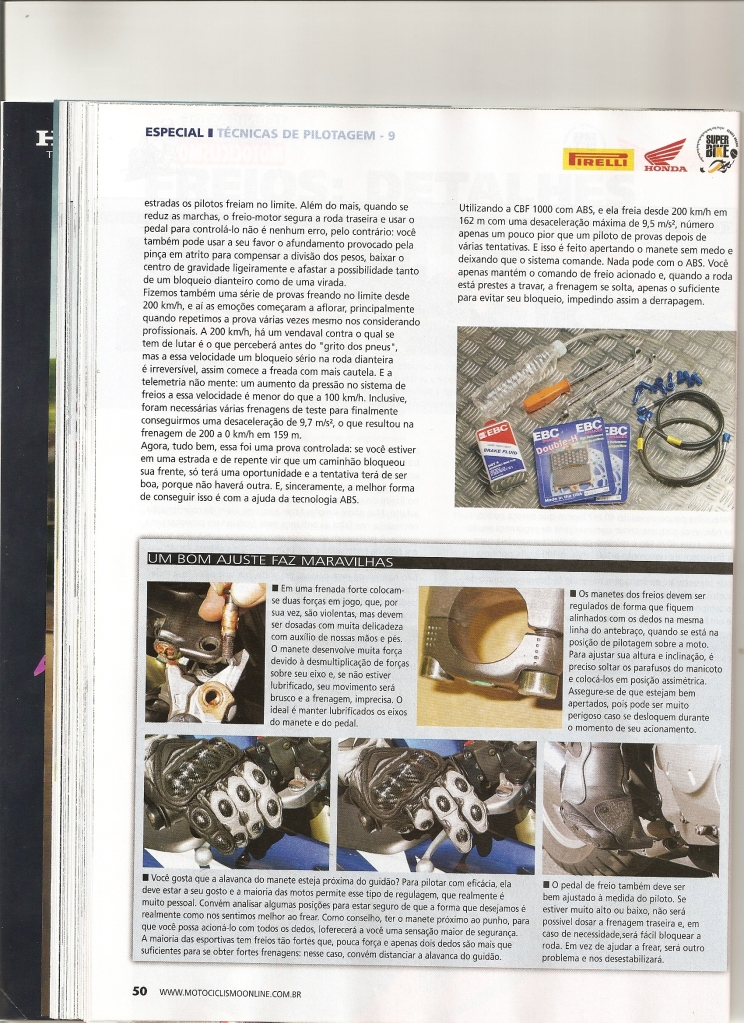 Pilotagem Ed especial Motociclismo, toda matéria. Digitalizar0007-2