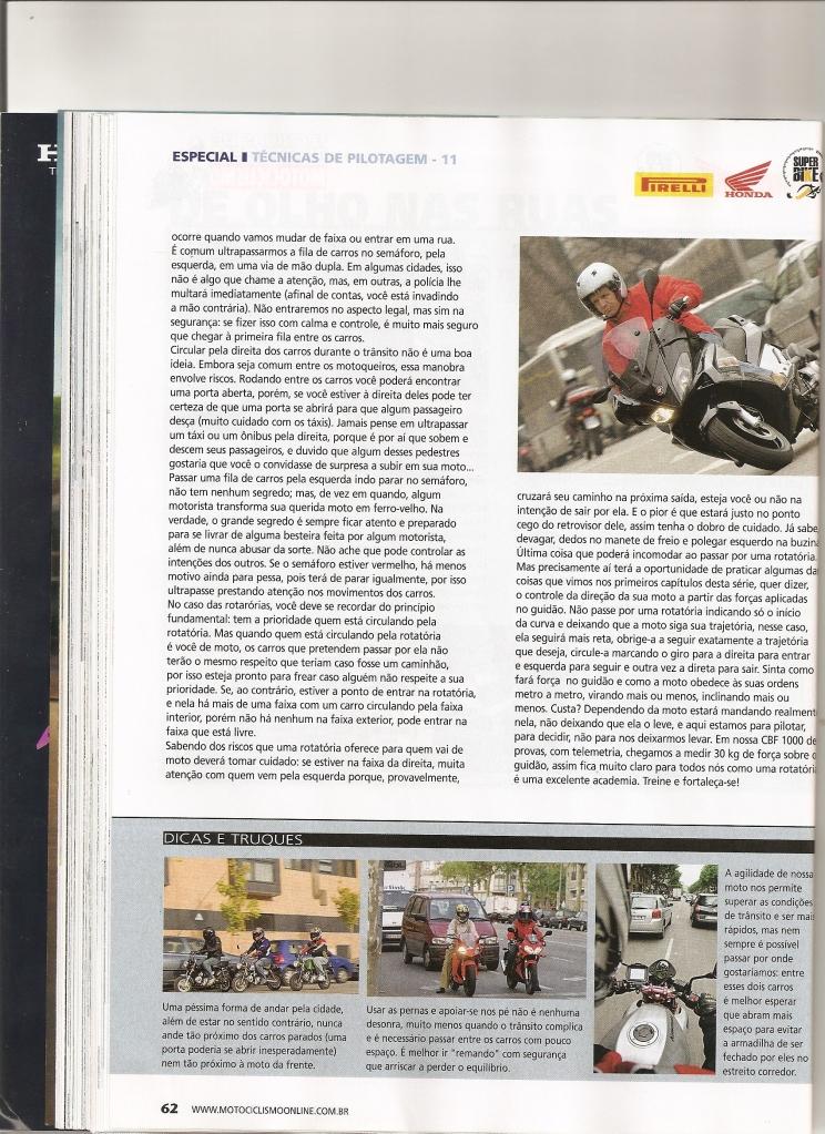 Pilotagem Ed especial Motociclismo, toda matéria. Digitalizar0007-3