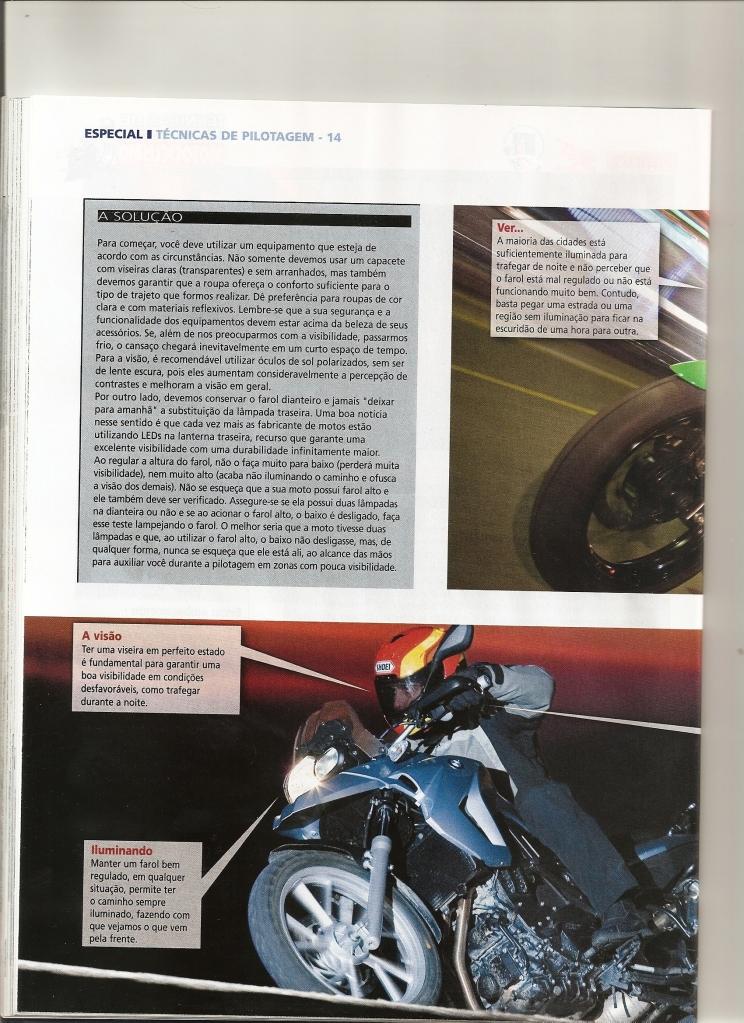 Pilotagem Ed especial Motociclismo, toda matéria. Digitalizar0007-4
