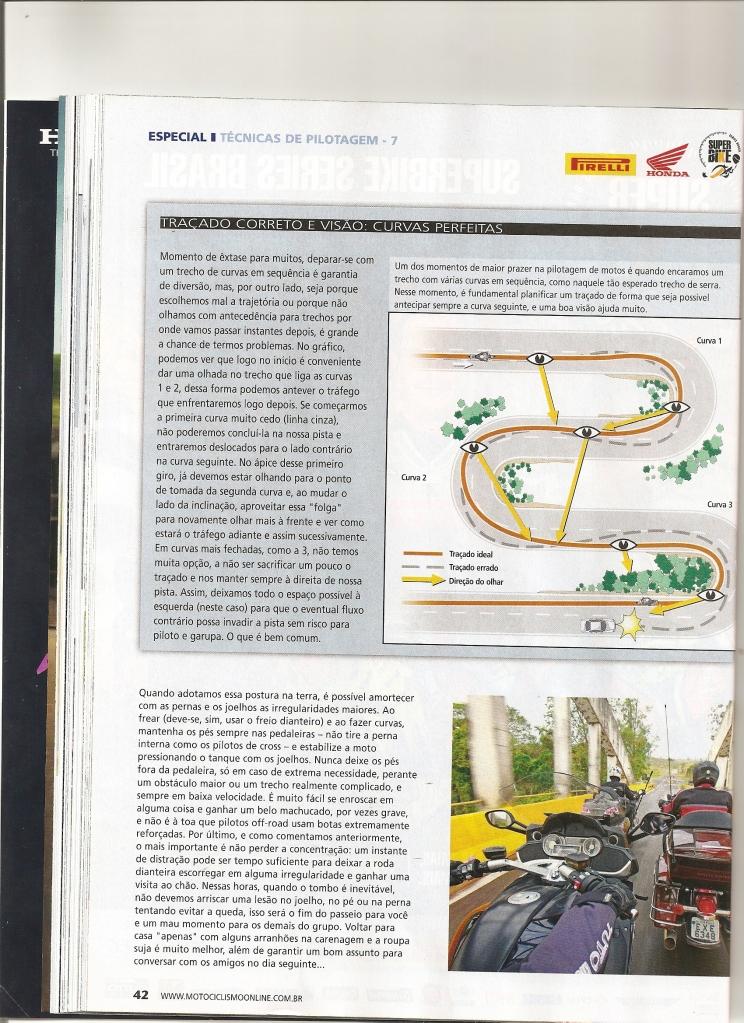 Pilotagem Ed especial Motociclismo, toda matéria. Digitalizar0008-1