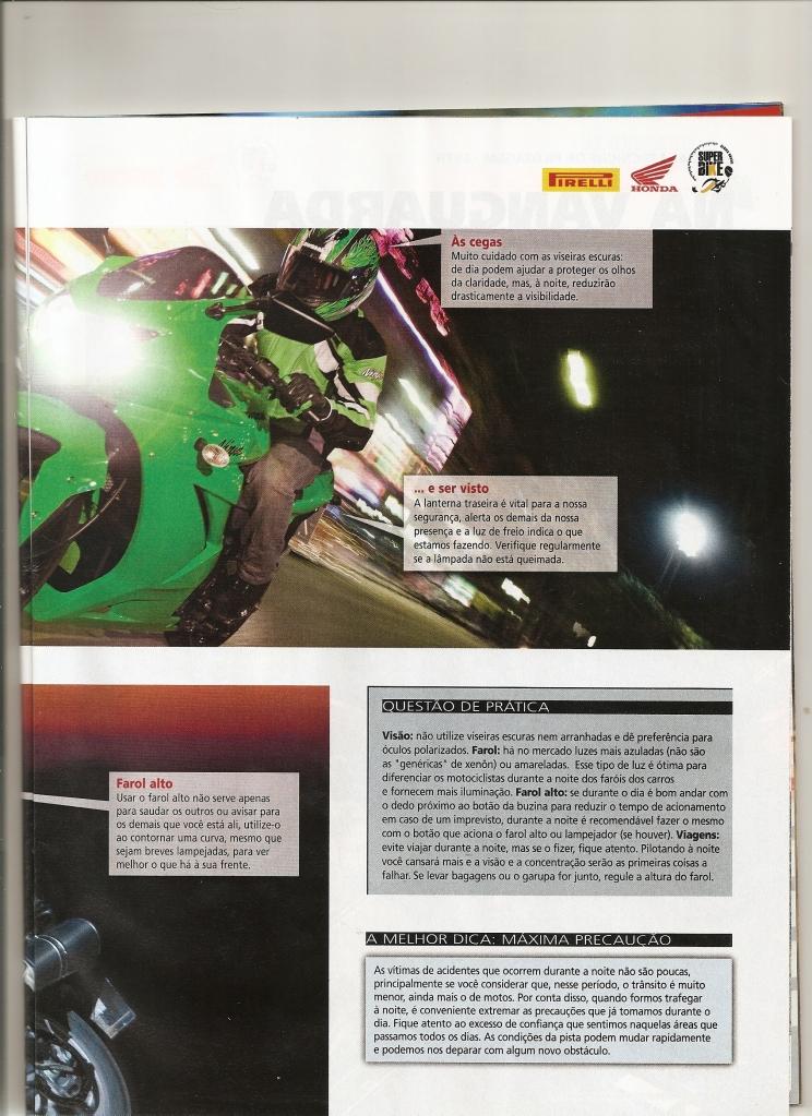 Pilotagem Ed especial Motociclismo, toda matéria. Digitalizar0008-4