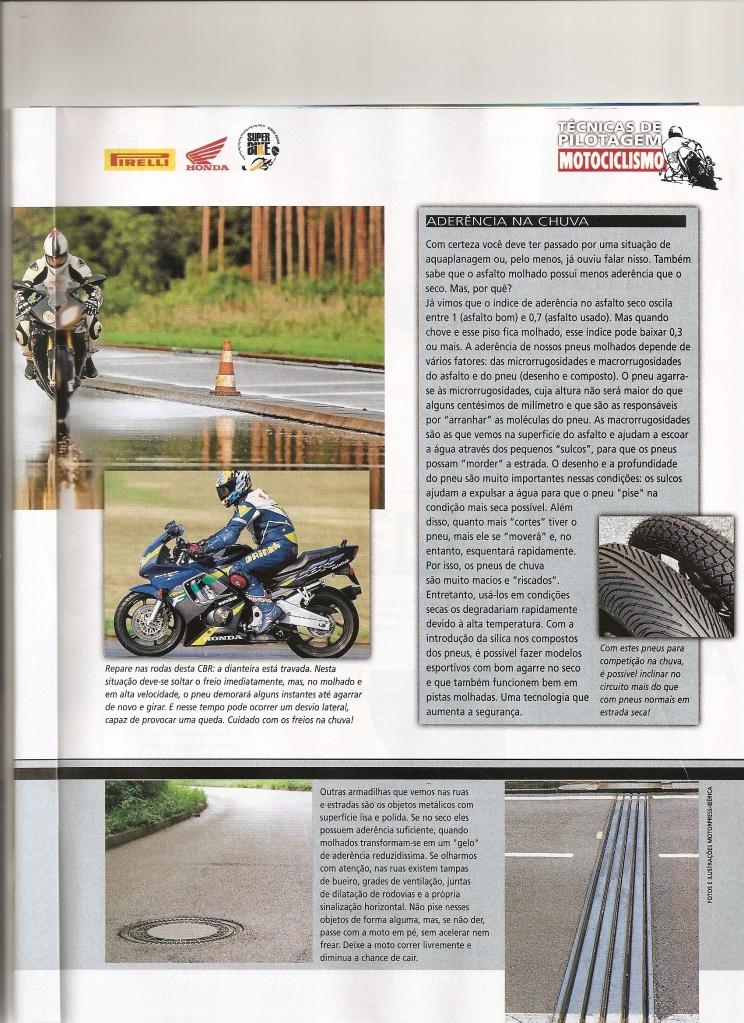 Pilotagem Ed especial Motociclismo, toda matéria. Digitalizar0010