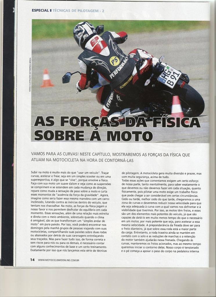 Pilotagem Ed especial Motociclismo, toda matéria. Digitalizar0014