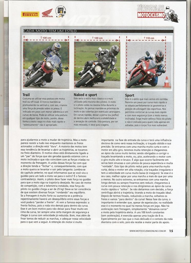Pilotagem Ed especial Motociclismo, toda matéria. Digitalizar0015