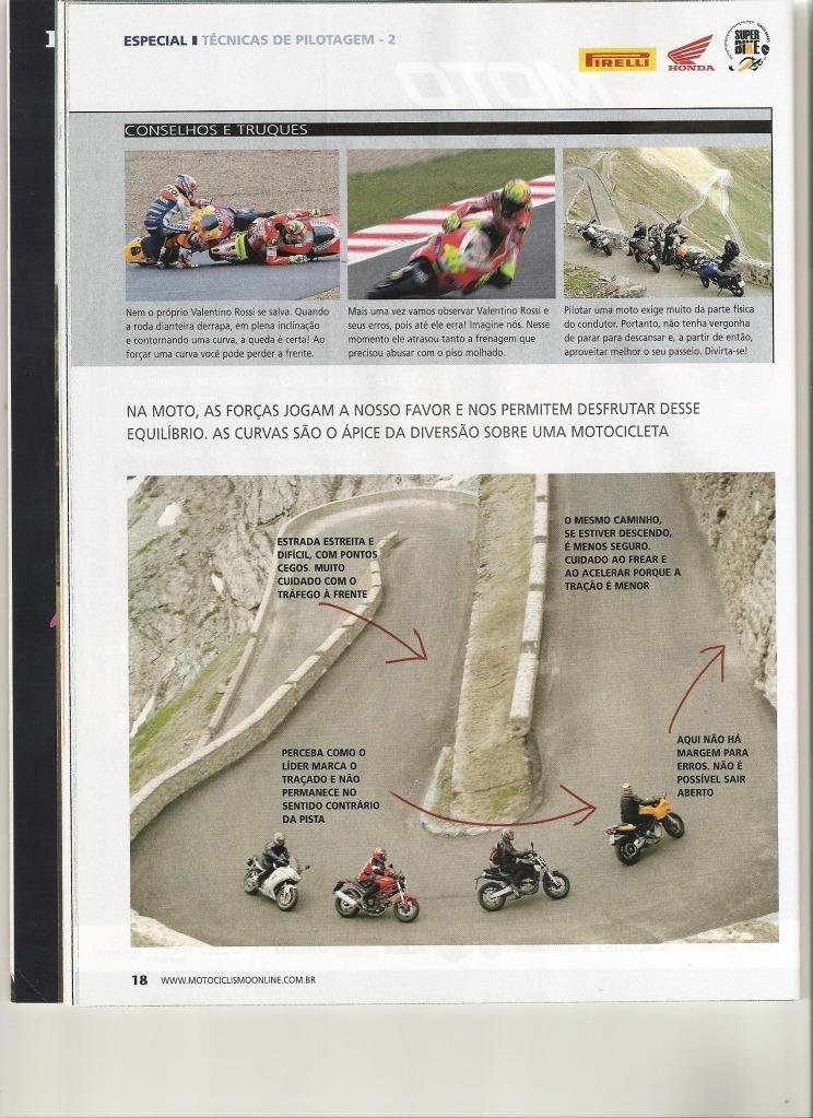 Pilotagem Ed especial Motociclismo, toda matéria. Digitalizar0017